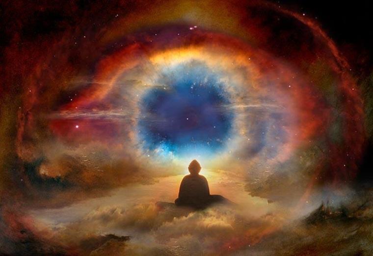 O universo de deus